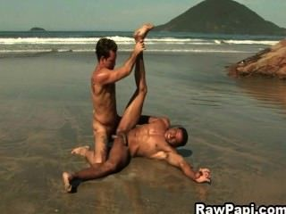 latino Homosexuell riskant bareback Szene