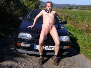 pornhub hd ÖFFENTLICH nackt auf der auf dem Auto Öffentlichkeit nackt automotorhaube