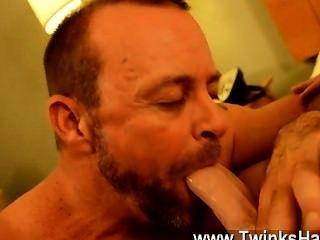 Homosexuell Jocks casey genießt seine Leute jung, aber legal, und nach seiner