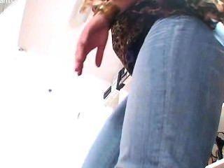 nicole 24 - trample-Schuh-foot mit schwarzen Strumpfhosen