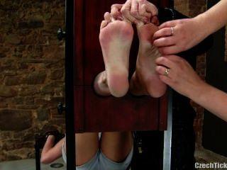 Fuß kitzeln