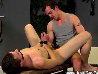Homosexuell Orgie Aiden bekommt in diesem Film zu viel Strafe, mit seiner