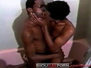 Jahrgang Homosexuell all-black cast - - im Schatten 2 aus Dusche Sex