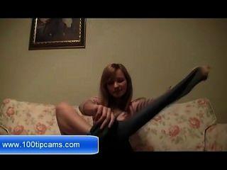 amanda jungen Frauen Sex-Show von 100tipcams.com