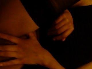 Anal-Sex in den schwarzen Strümpfen