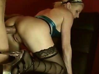 Amateur blonde Deutsch bj, anal und Gesichts-