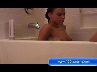 maria zeigen ihre Titten auf Dusche live auf 100tipcams.com
