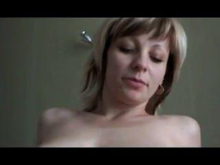 Fick in der ukrainischen Frau Lilie ass