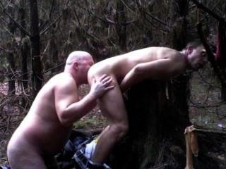 Jungs im Wald Cruisen und Ficken # 2