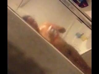 Ausspionieren von gf in Dusche