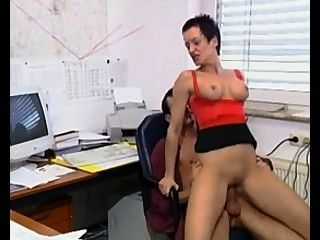 susanna de garcia: fuck der Chef im Büro