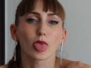 lecke meine Zunge!