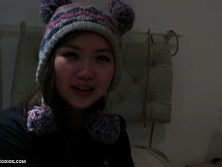 Amateur hot vollbusige Asian Teen gf hart gefickt