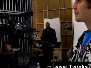 Film Twink dies ist ein Blick hinter die Kulissen-Clip aus nate kennedy und tyler