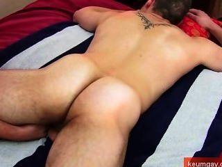 ass Massage für echte gerade Kerl!
