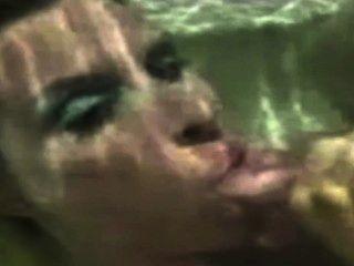 Unterwasser cumpilation in hd