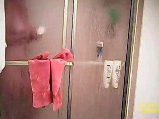 Spying Stiefmutter Die Dusche