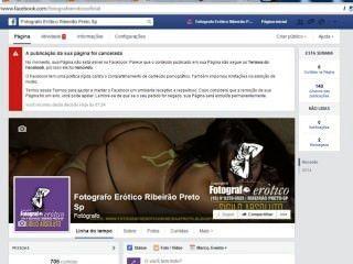 Aviso facebook - denuncia facebook tun - fotografo erótico Ribeirao Preto-sp
