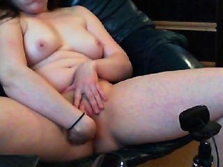 im All nackt vor meiner Webcam