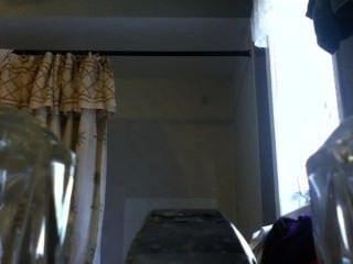 Tantchen in der Dusche gefangen