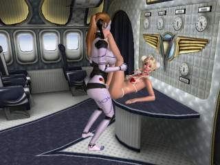 3d Android Sex Lesben ficken 02