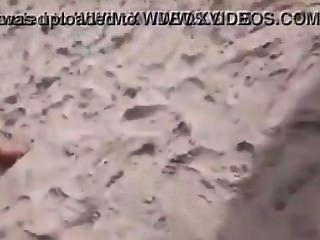 mulher Melao na praia de Abrico sem tarja +18