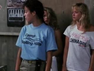 valerie Hartman und susan marie snyder in Sleepaway Camp ii