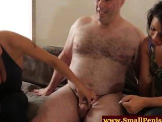 sph für einen fetten Kerl ohne Knopf