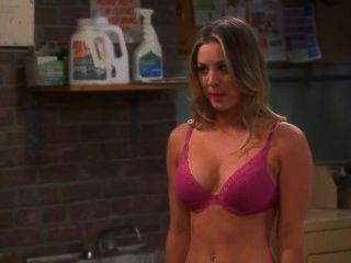 Kaley Cuoco so verdammt sexy in big bang