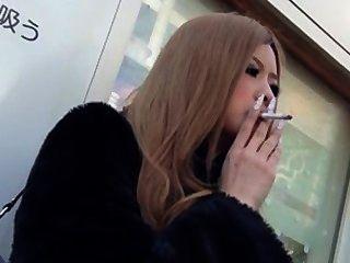 Rauchen Fetisch.