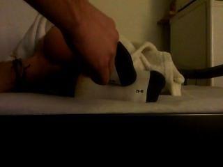 Entfernen von meinen Schlaf ex gfs Socken