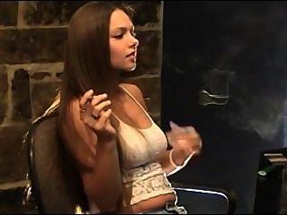 lynn Rauchen Fetisch.