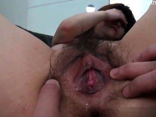 sexy Schlampe Pussy zum Mund