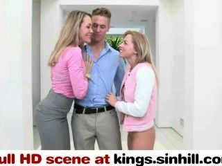 Big Tit Mutter und ihr dauther glücklicher Kerl ficken zusammen - kings.sinhill.com