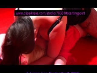 kurze clip1 von lennyloowrestling.com