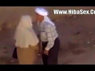 alte Mann und seine Freundin