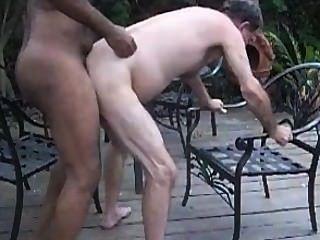 GBM fickt reifen weißen Kerl roh auf Terrasse (gbmfksdhv01smll)