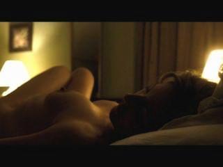 Gillian Anderson nackt Schleife 1