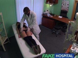 gefälschte Krankenhaus russische