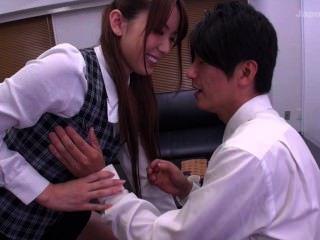 bitch-jo xxx Lektion von geilen Lehrerin: Yui Hatano
