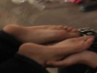 Make-up zu Sweety Füße