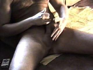 Hahn Hand und einen Nocken