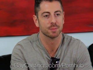 hd - gaycastings Michael fickt zum ersten Mal vor der Kamera