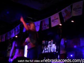 Fantasy Fest 2014 Home-Video von Mädchen in der Öffentlichkeit immer nackt