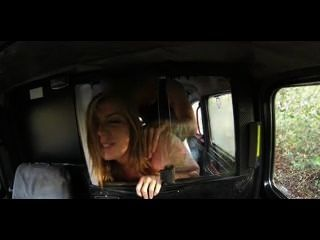 faketaxi tracey Dame nimmt will Party machen