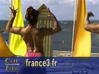 fbb sylvie jugendlich Aufstellung Bikini