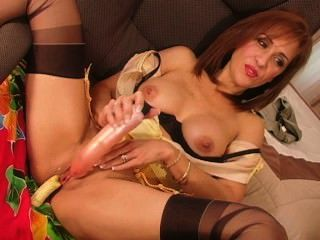 Milf ronni gehen Bananen