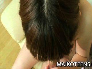 honoka Ono - big tits jav Teenager eine wunderbare Fick mit