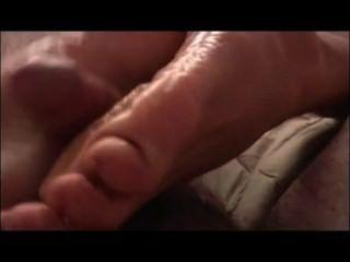 foot Bondage # 1