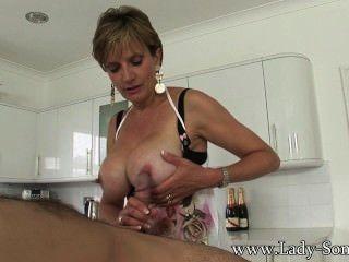 Dame sonia - Tit Sex